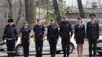 Care este raportul femei/bărbați în activitatea Poliției