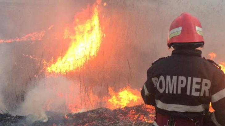 Un bărbat din orașul Cahul și-a pierdut viața într-un incendiu