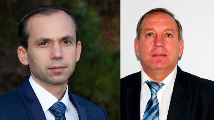 Nicolae Dandiș și Ion Dolganiuc aleși vicepreședinți CALM