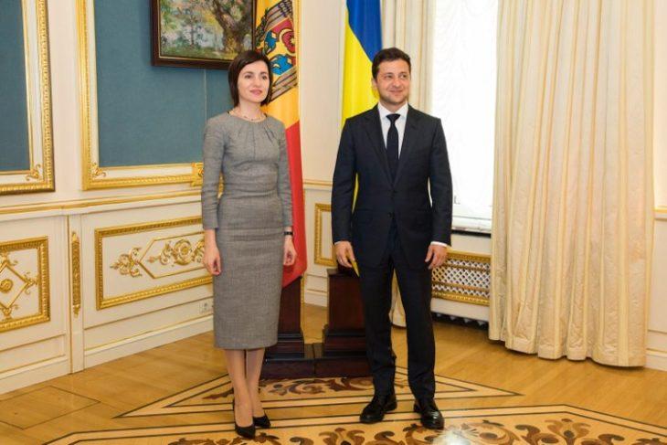 Președinția confirmă vizita Maiei Sandu în Ucraina pe 12 ianuarie