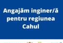 Se caută Consultant Național Inginer local de lucrări civile pentru regiunea Cahul