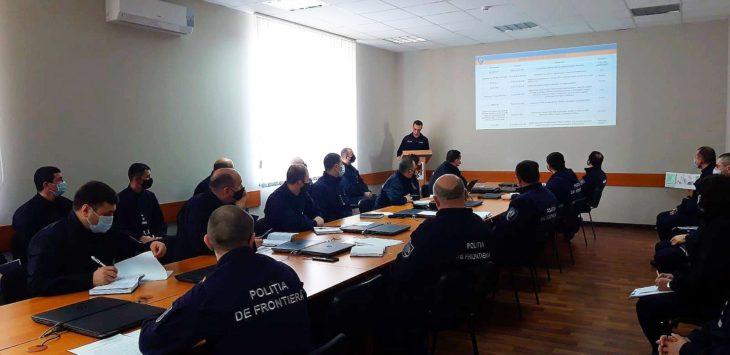 Polițiștii de frontieră a DR Sud au efectuat o ședință de bilanț. Vezi realizările dar și problemele acestora