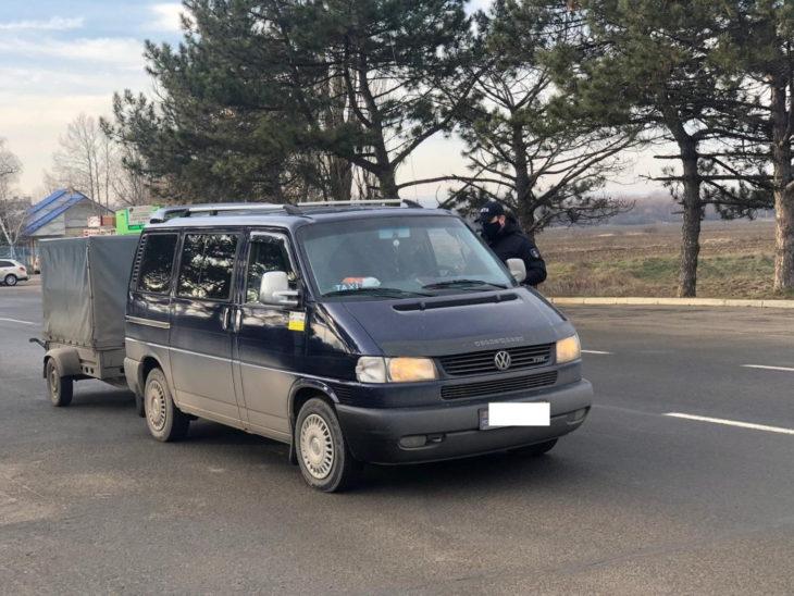 /FOTO/ ANTA a ieșit la vânătoare de transportatori: Zeci de șoferi – amendați