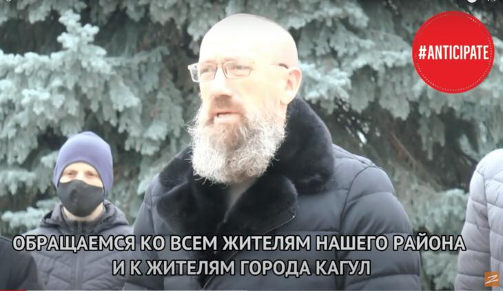 Pavel Anton: Schemele lui Plahotniuc s-au înrădăcinat în structurile de stat din raionul Cahul // VIDEO