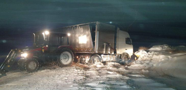 170 de autovehicule au fost deblocate de salvatori pe parcursul nopții de pe traseele din țară FOTO/VIDEO