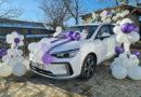 Decanul de vârstă al satului Avdarma, UTA Gagauz-Yeri, a primit cadou un electromobil /VIDEO