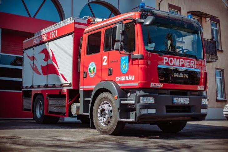 Salvatorii și pompierii au intervenit în 38 situații de risc în ultimele 24 de ore