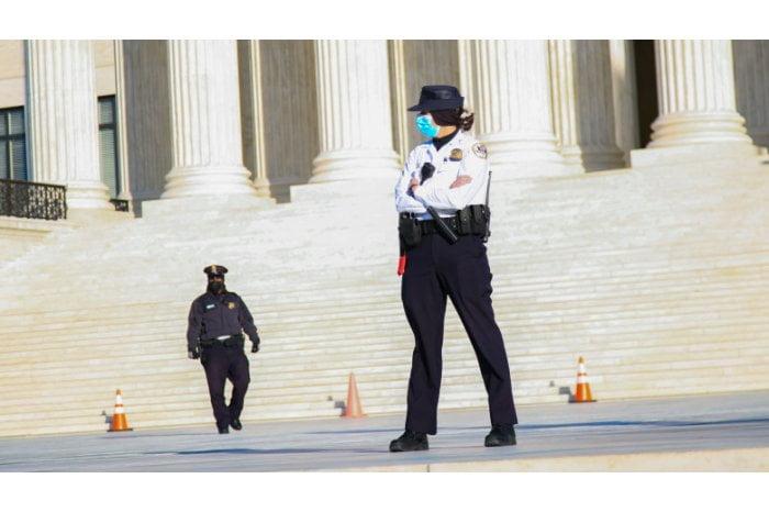 6.200 de membri ai Gărzii Naţionale vor asigura paza Capitoliului pentru următoarele 30 de zile