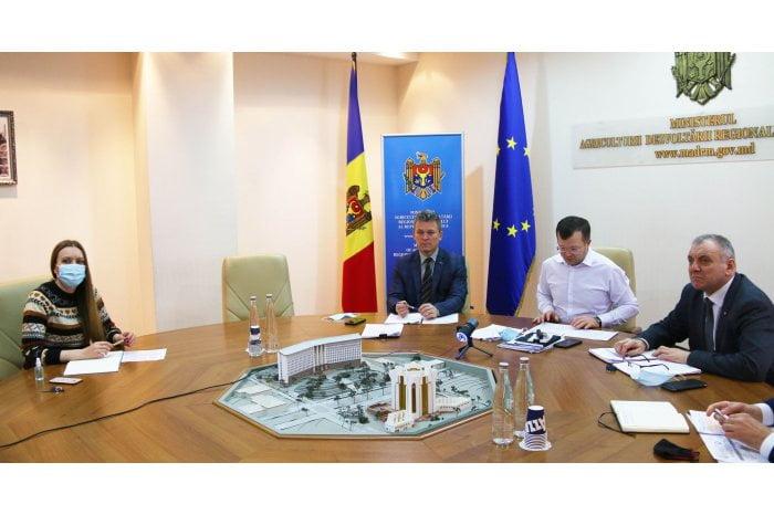 Pentru finanțarea proiectelor de dezvoltare regională vor fi alocați în acest an circa 220 mln lei