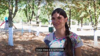 Viața celor patru tineri cu dizabilități s-a schimbat după ce au intrat în Grupul de Autoreprezentanți Cantemir