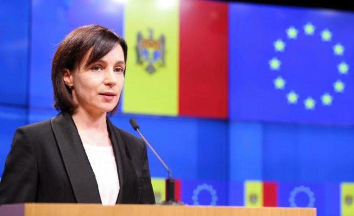 Maia Sandu va merge la Bruxelles pe 18 ianuarie pentru a avea discuții cu oficiali europeni