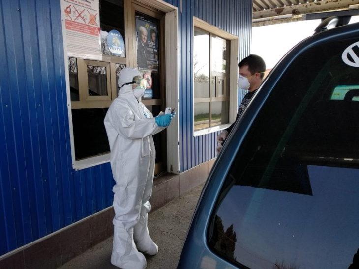 Persoanele care intră în Republica Moldova și sunt vaccinate anti-Covid vor fi SCUTITE de regimul de autoizolare