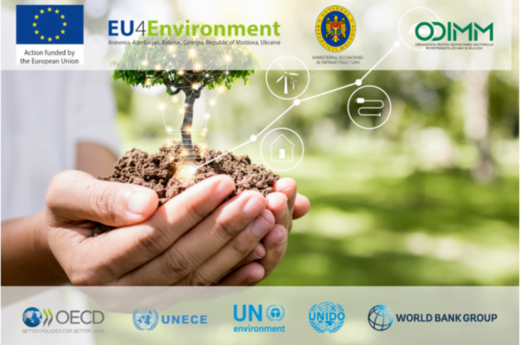 Întreprinderile mici şi mijlocii din ţară sunt încurajate să implementeze eco-inovațiile