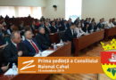 Prima ședință a CR Cahul – doar decizii organizatorice // VIDEO