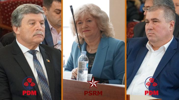 Aceștia sunt Vicepreședinții raionului Cahul nou aleși!