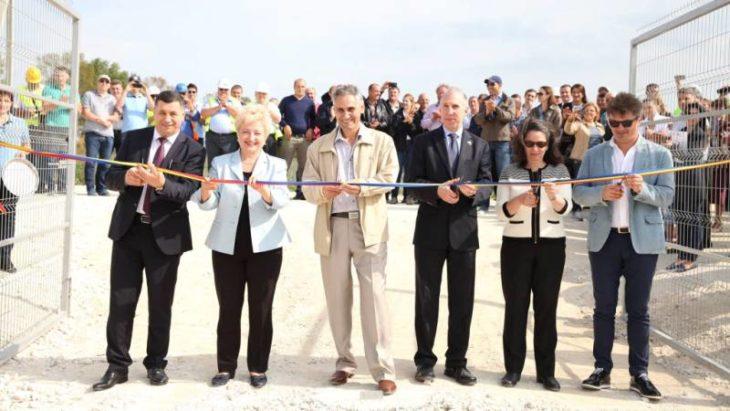 Sistemul de irigare Chircani-Zîrnești a fost lansat