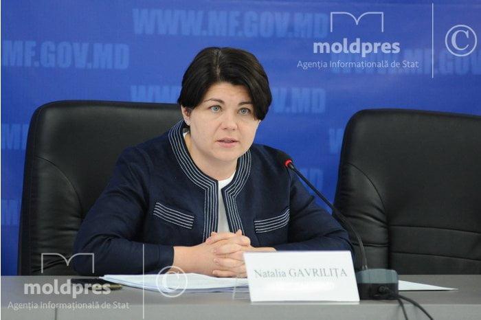Programul de activitate și lista Guvernului propus de Natalia Gavriliță au fost depuse la Parlament