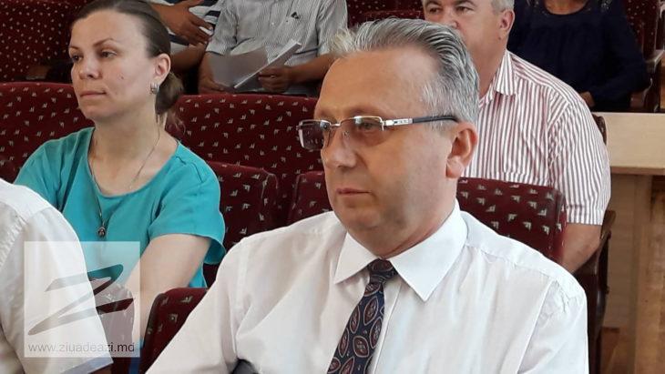 Valeriu Baban – noul Șef al Direcției Generale Învățământ Cahul