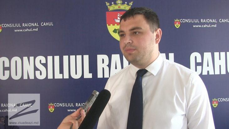 Vicepreședintele raionului Cahul: Vom achita salariile regulat. Susținem Guvernul Filip // VIDEO
