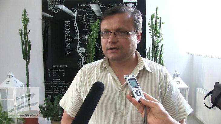 Vitalie Ponomariov: Această declarație va fi urmată și de alte declarații din partea altor consilii raionale