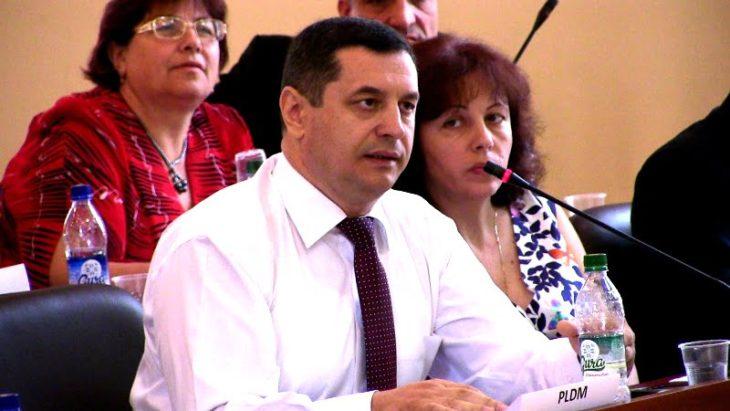 Ion Groza a fost ales Președinte al Raionului Cahul