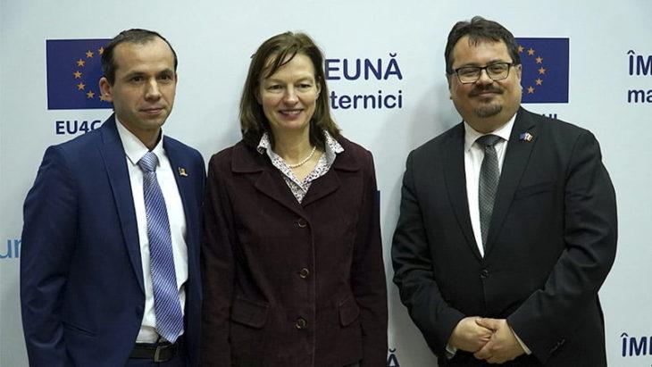 """Uniunea Europeană a lansat la Cahul programul """"EU4Moldova: Regiuni-cheie"""""""