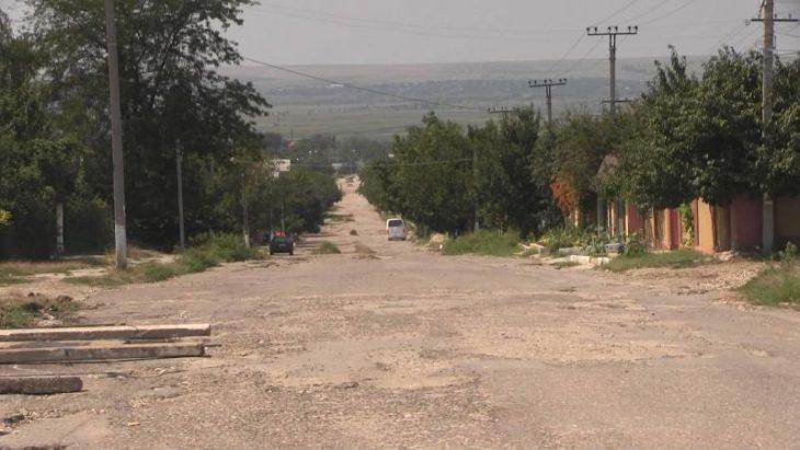 La Cahul, început reconstrucţia străzii Spirin