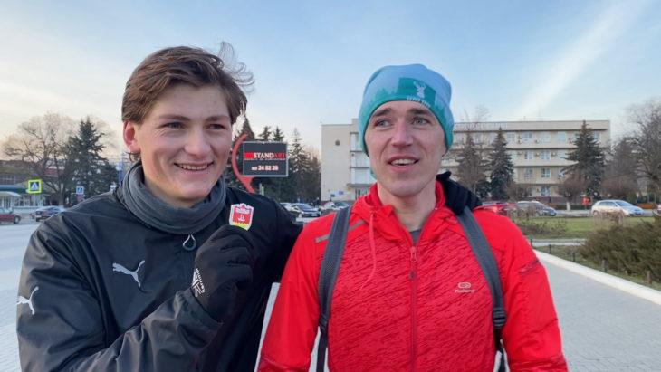 Ultra-maratonul Rubicon s-a început. Punctul de start a fost satul Giurgiulești/VIDEO
