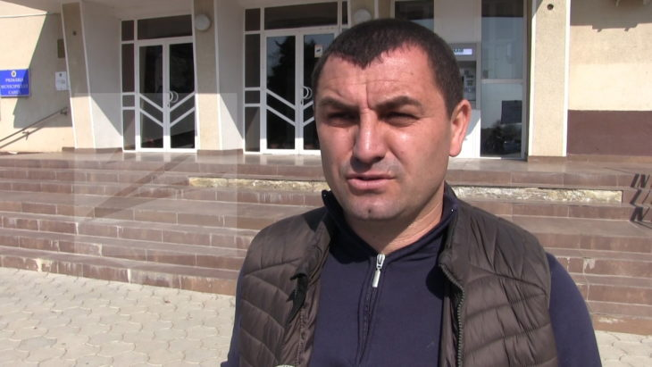 Un consilier raional contestă demisia lui Ion Groza. //VIDEO