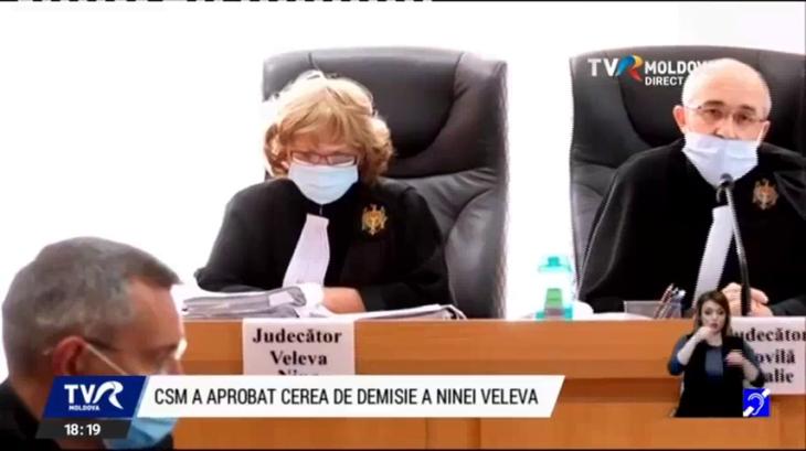 Maia Sandu a semnat decretul de eliberare din funcție a judecătoarei din dosarul Șor de la Curtea de Apel Cahul (DOC)