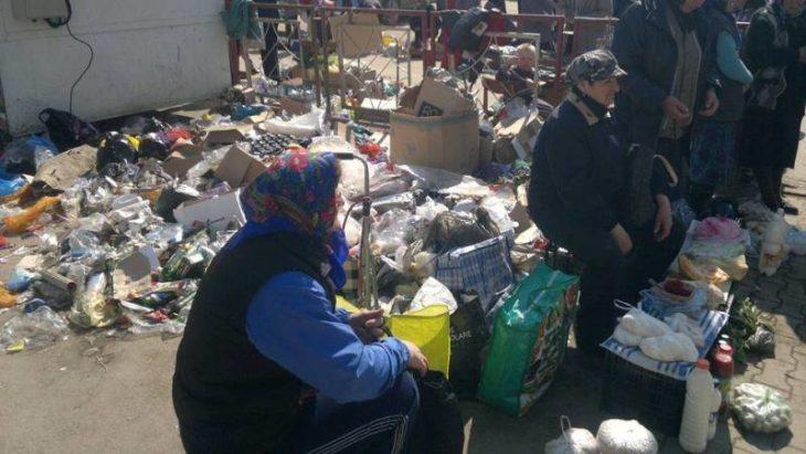 Autorităţile din Cahul se pregătesc să lichideze comerţul neautorizat din centrul oraşului!
