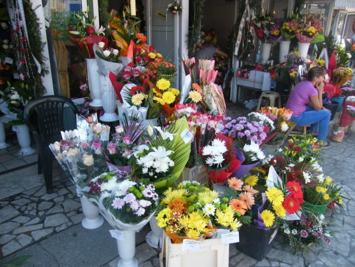 Serviciul Fiscal a anunțat verificări inopinate la comercianții de flori