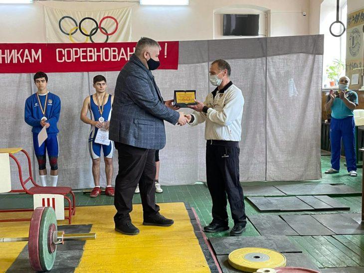 Cahul a găzduit campionatul național de haltere