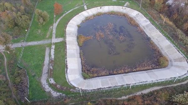 Lacul Sărat de la Cahul, rămas în paragină, deși în el s-au investit 11 milioane de lei