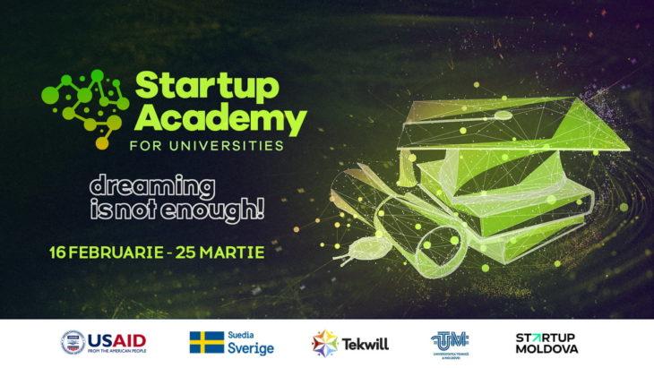 Antreprenoriatul tech va fi învățat și de studenții de la universitățile din Moldova