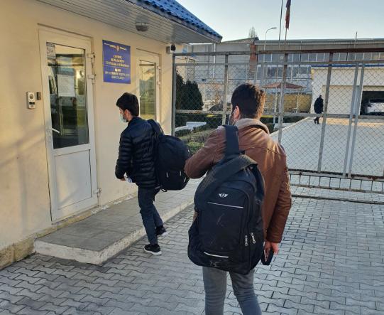 Detalii privind depistarea a doi irakieni în zona de frontieră