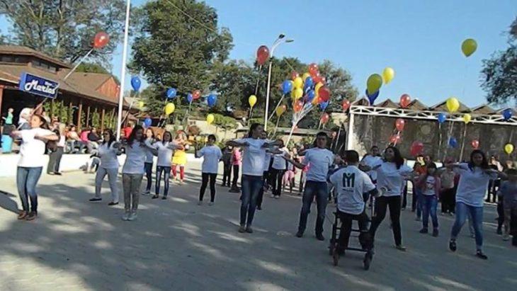 Au atras prin dans atenţia cahulenilor asupra tinerilor cu dizabilităţi