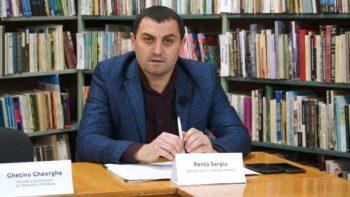 Sergiu Rența: Noi trebuie să eliberăm Țara de acest regim mafiot și corupt