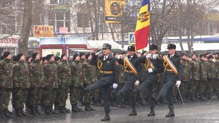 """Infanteriştii Brigăzii """"Dacia"""" au sărbătorit Ziua Unităţii"""