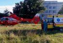 Băiatul accidentat duminică la Cahul, a fost transportat cu elicopterul la Chișinău