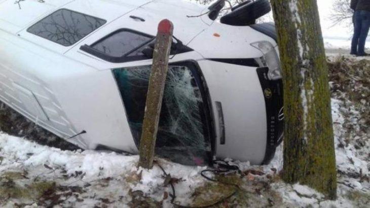 Trei accidente rutiere în Cahul doar într-o singură zi