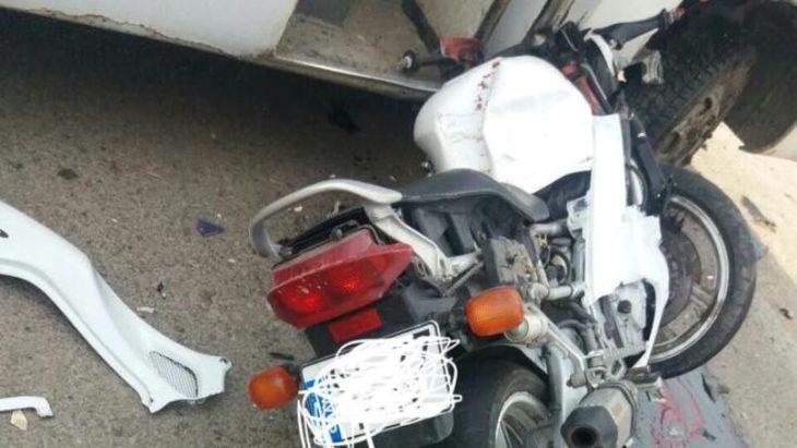 Un motociclist din Cahul și-a pierdut viața după ce s-a izbit într-un autobus