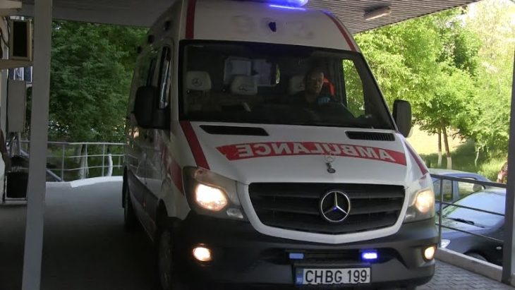 Persoana infectată COVID -19 din raionul Cahul a fost transportată direct la spitalul Toma Ciorbă