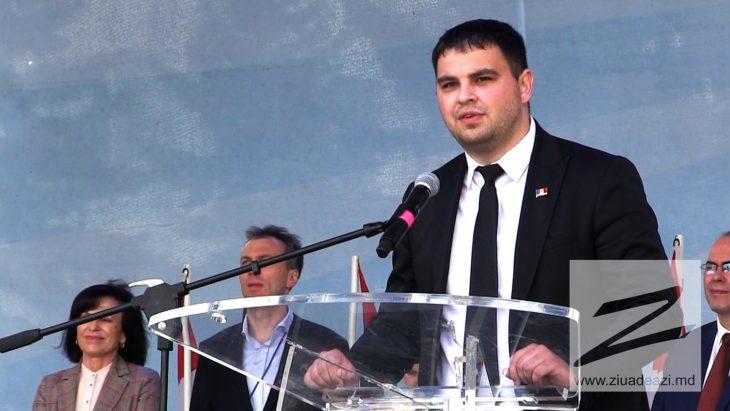 Sergiu Drangoi: Uniunea Europeană înseamnă lupta anticorupție și transparența decizională, pe care mi le asum public