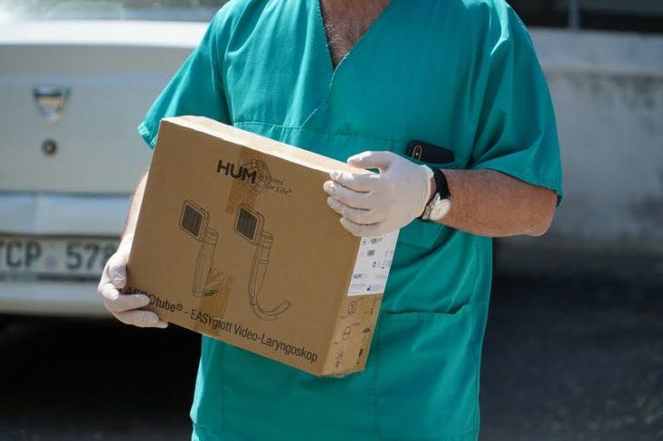 Reanimatolog: Dispozitivul acesta l-am văzut doar pe internet, nici în mână nu l-am ținut