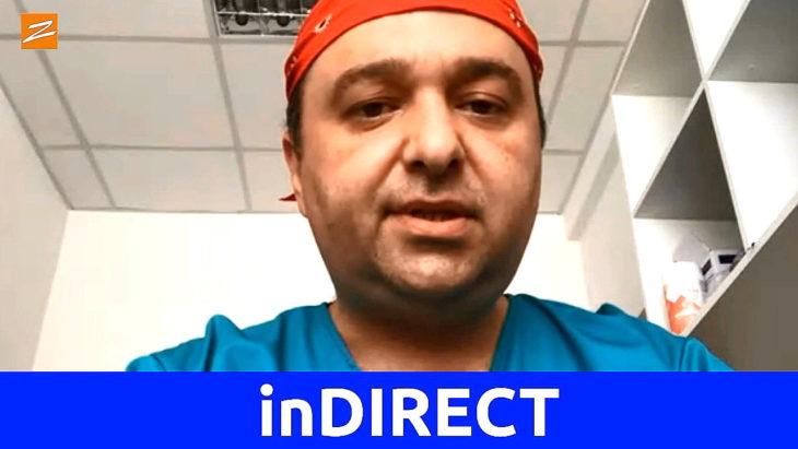 Ex Viceministru al Sănătății: Alții în Moldova nu-s! Trebuie să fim recunoscători față de medicii care fac față acum