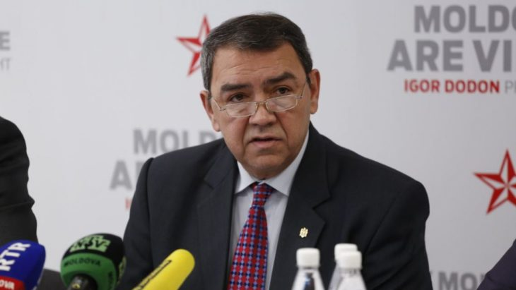 Ultima oră! Ambasadorul R. Moldova în Rusia, Vladimir Golovatiuc, candidatul majorității parlamentare la funcția de prim-ministru