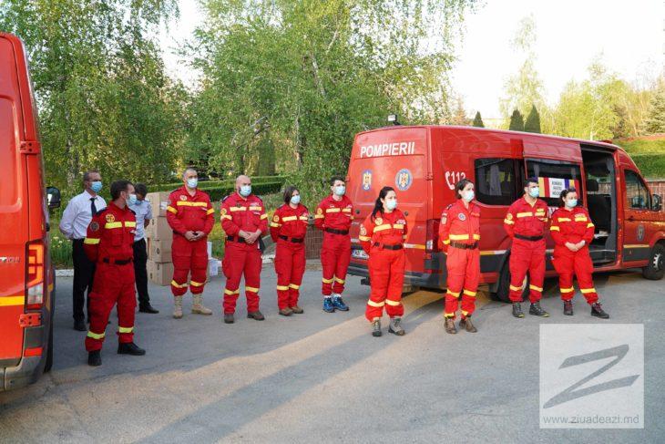 Șapte medici și doi asistenți medicali din România se vor implica în lupta cu COVID-19 la Cahul