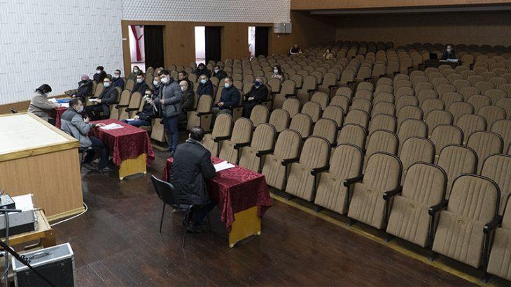 Din nou pauză în ședința Consiliului municipal Cahul. Ion Axenti: Consilierii sunt obligați să participe la ședințe // VIDEO