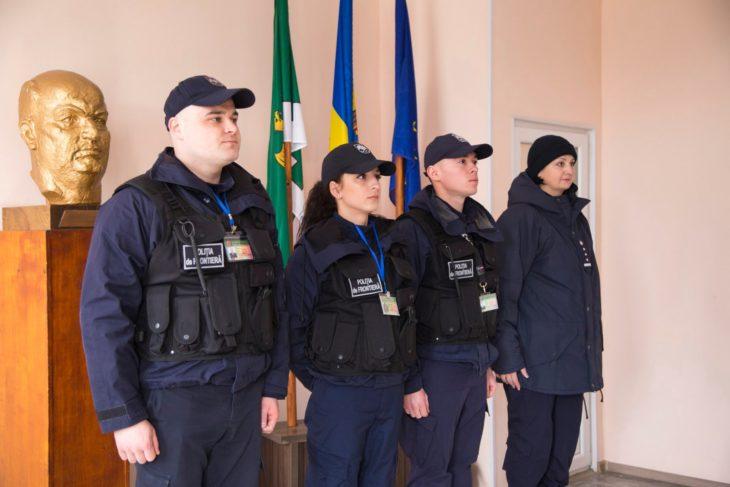 La Sectorul de Poliție de Frontieră Cahul a fost verificată corectitudinea acțiunilor în cazul Coronavirus